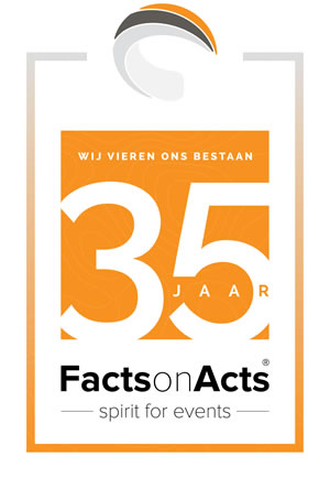 Facts on Acts 35 jaar!