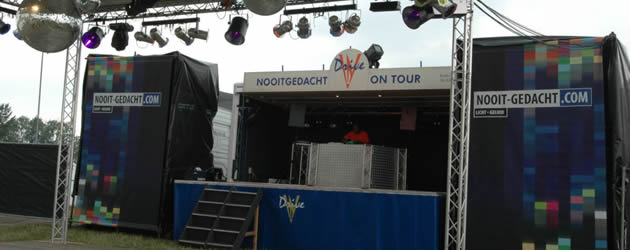 Drive in Nooitgedacht