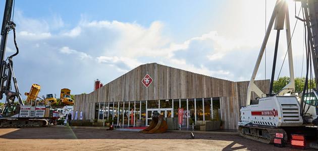 Veldeman bouwt Steamy Saloon voor 100 jaar DCD