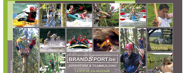 BRANDSPORT Outdoor Adventure & Teambuilding Ardennen