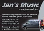 Jan's Music Belgium Tenuto