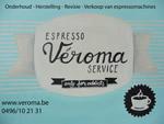 Véroma Espresso Service Tenuto