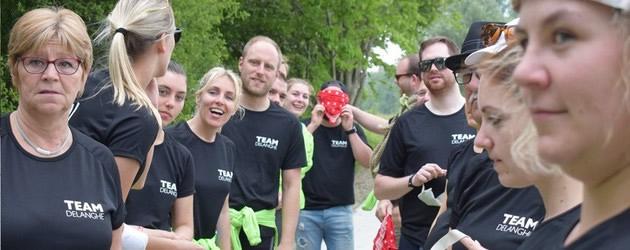 Teambuilding op maat van bedrijven