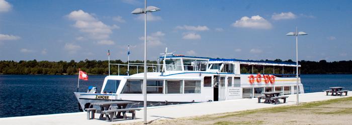 Passagiersschip de Zander