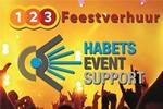 Habets Event Support - 123 Feestverhuur Tenuto