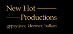NEW HOT PRODUCTIONS: gypsy jazz - zigeuner - klezmer - chansons Tenuto