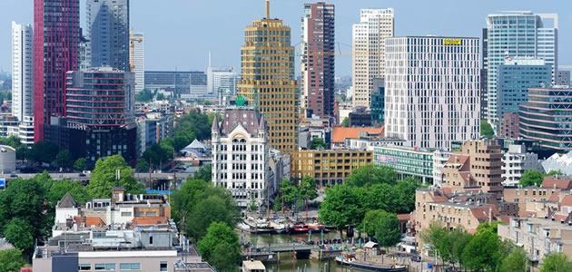 Met Leijnse Stadstours een exclusief bezoek aan de eerste wolkenkrabber van Europa: het Witte Huis in Rotterdam!