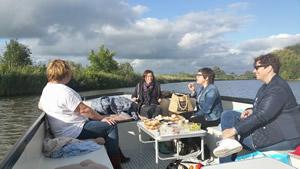 Ervaar de vrijheid op de langste Nederlandse rivier