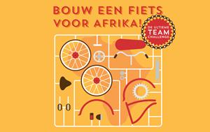 Bouw een fiets voor Afrika. Zo leuk kan MVO zijn!