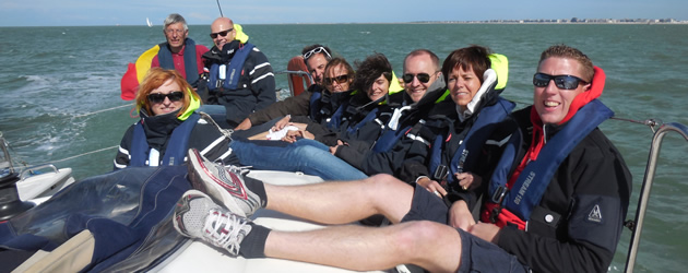 Channel Sailing BV