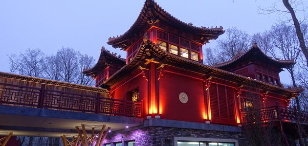 Unieke locatie in Chinese sferen...welkom in Pandasia!