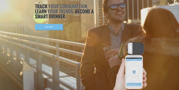ALCOHOOT – de eerste alcoholtester voor smartphones op de Nederlandse en Belgische markt.