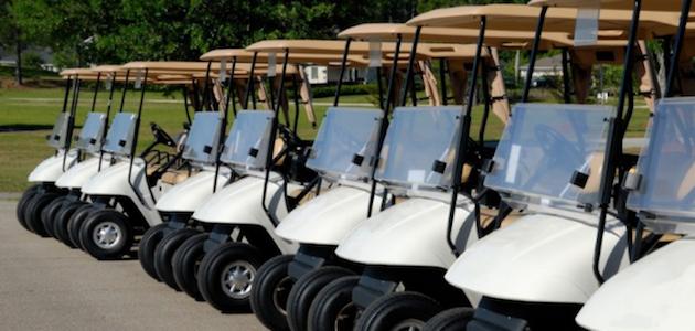 Golfkarren: 5 redenen waarom deze leuke karretjes hun weg vonden naast de golfbanen