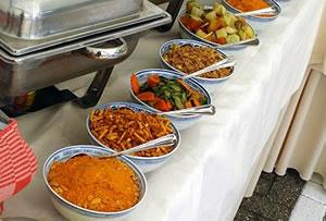 Indische of Indonesische catering?