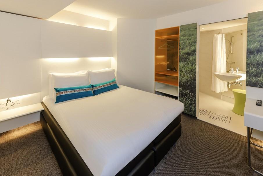 Nieuw hotel in historisch pand in de Amsterdamse binnenstad!