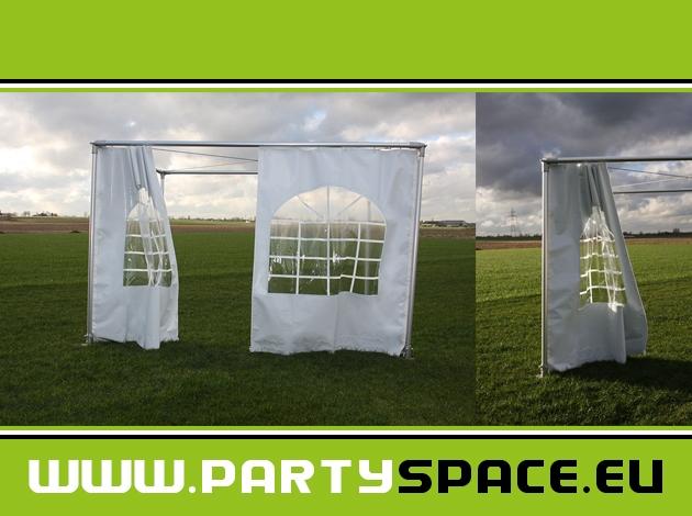 Nieuwe versie KEDER tenten nu beschikbaar bij Partyspace