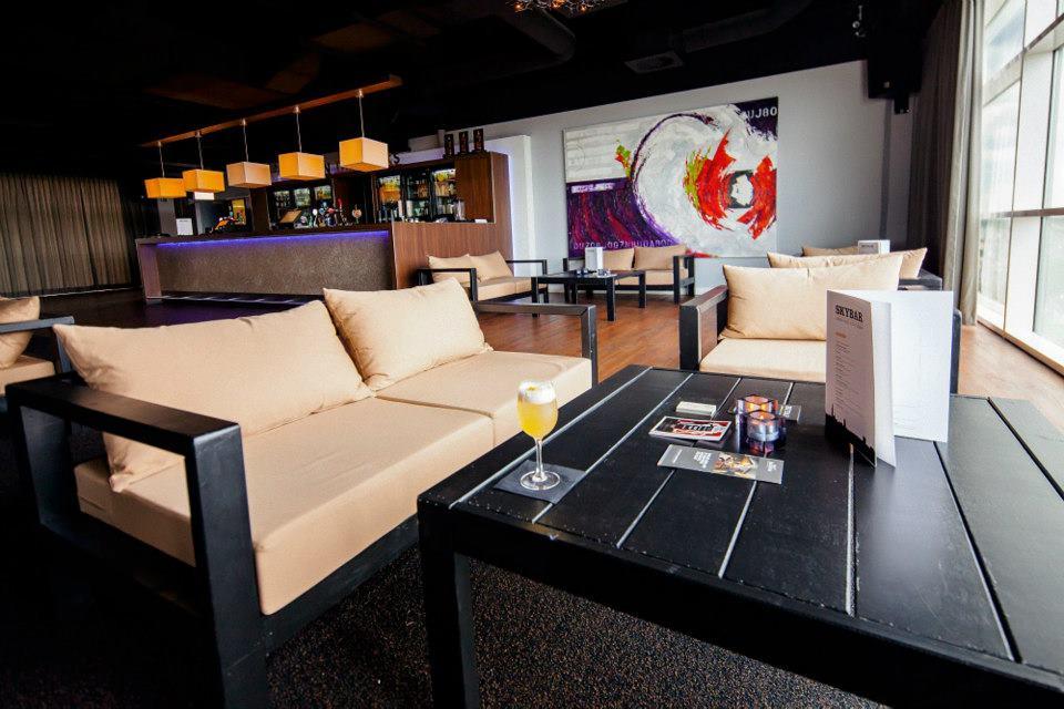 Skybar Antwerp opent weer op 1 juli!