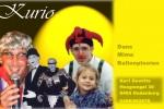 ANIMATOR KURIO & A COMIC MUSIC EXPERIENCE Tenuto