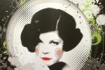 Michèle Feyaerts Make-up Artieste met GlamM team van 29 professionelen Tenuto