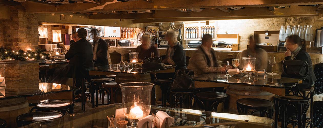 Restaurant Huis De Colvenier