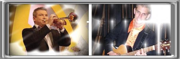 Gerard (Fuchs) met zijn gouden trompet & Troubadour Rocky  te boeken voor elk soort evenement.