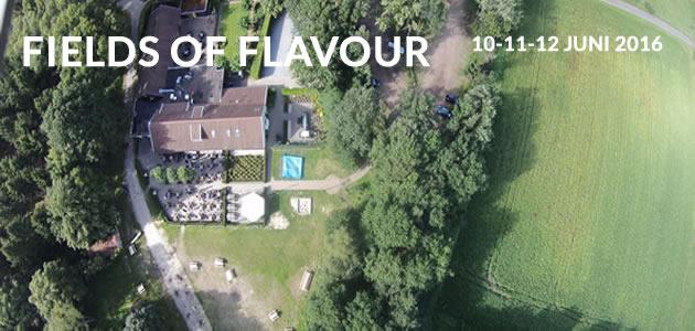Doe mee aan ons internationale premium event: Fields of Flavour!