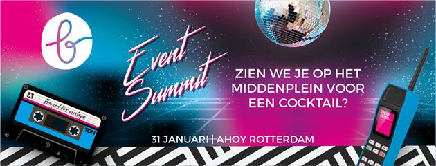 Kom je een kijkje nemen bij Boozed op de EventSummit?