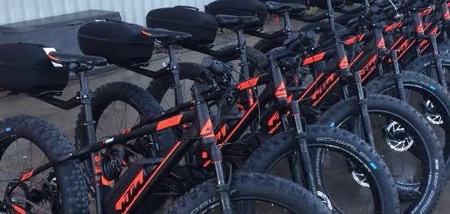 3 geschikte toepassingen voor een elektrische mountainbike