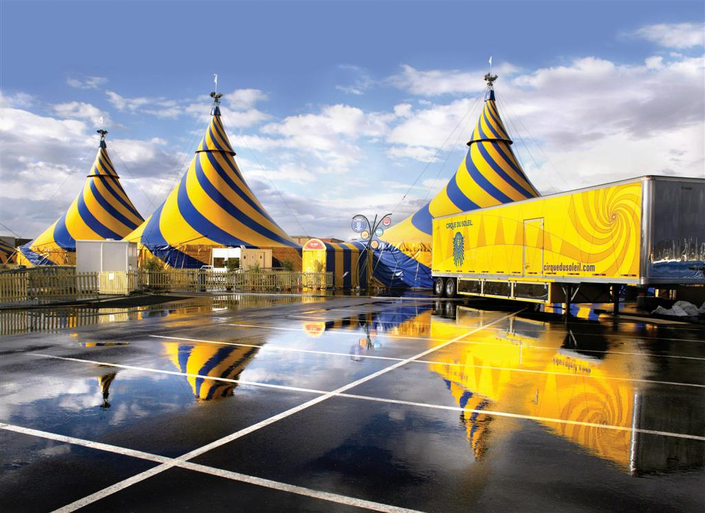Aggreko Announces Global Partnership with Cirque du Soleil