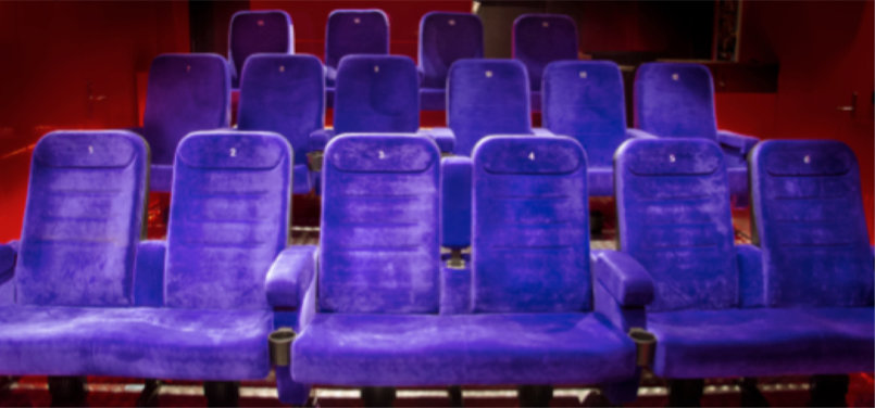 Unieke cinema-ervaring bij Cinema4You