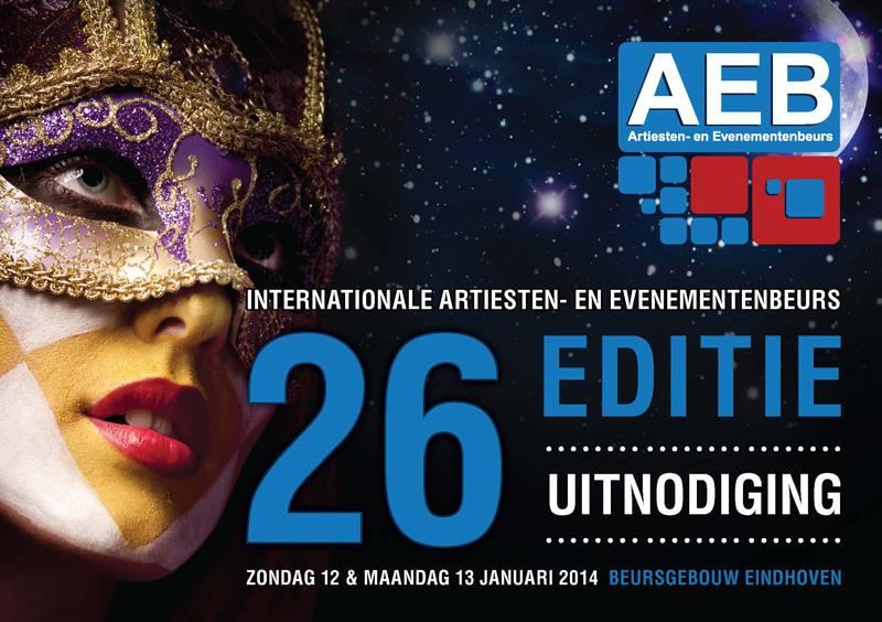 26e editie Internationale Artiesten- en Evenementenbeurs