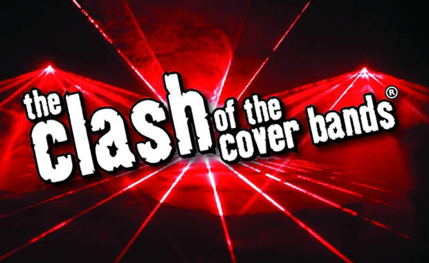 The Clash of the Cover Bands pakt door