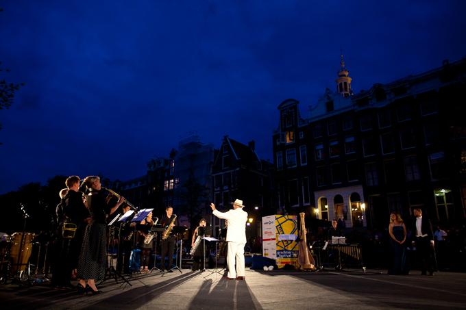Grachtenfestival Amsterdam spetterend van start!