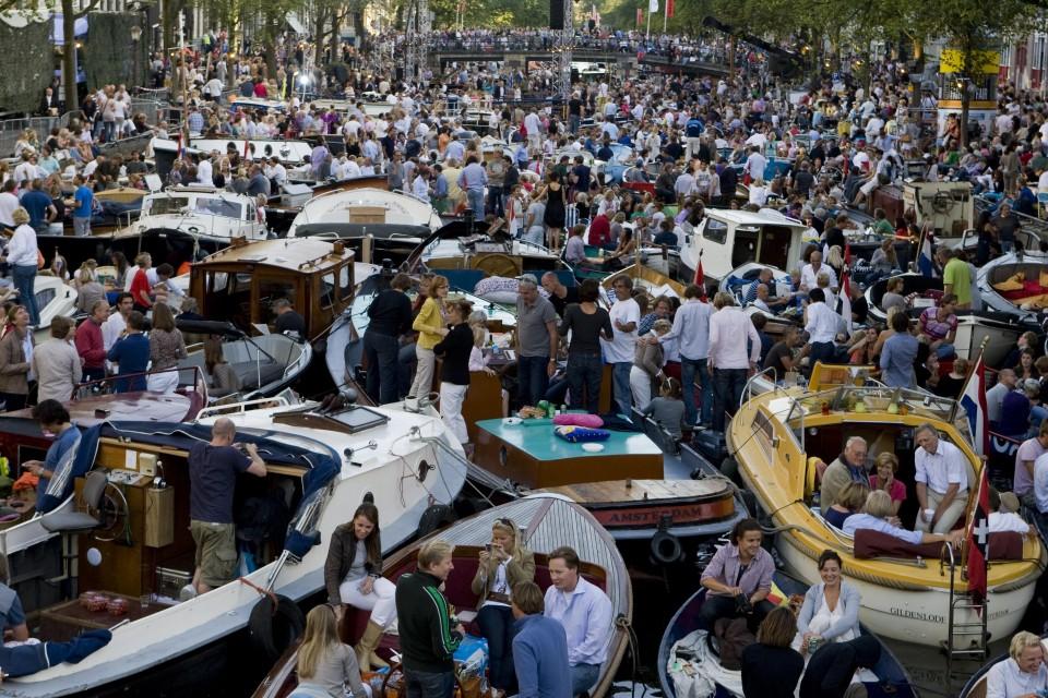 Grachtenfestival Amsterdam gaat op reis