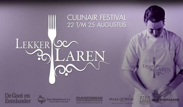 Lekker Laren: unieke culinaire- en bijzondere muzikale ervaringen!