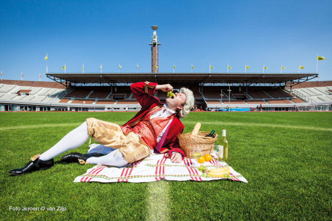 Grachtenfestival Amsterdam, Olympisch Stadion en Ludwig presenteren: Picnic at the Olympic