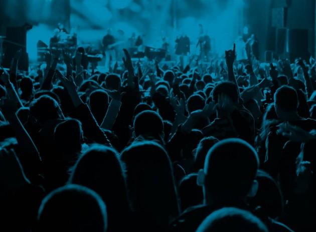 Poppodia organiseren voor vierde jaar op rij minder concerten