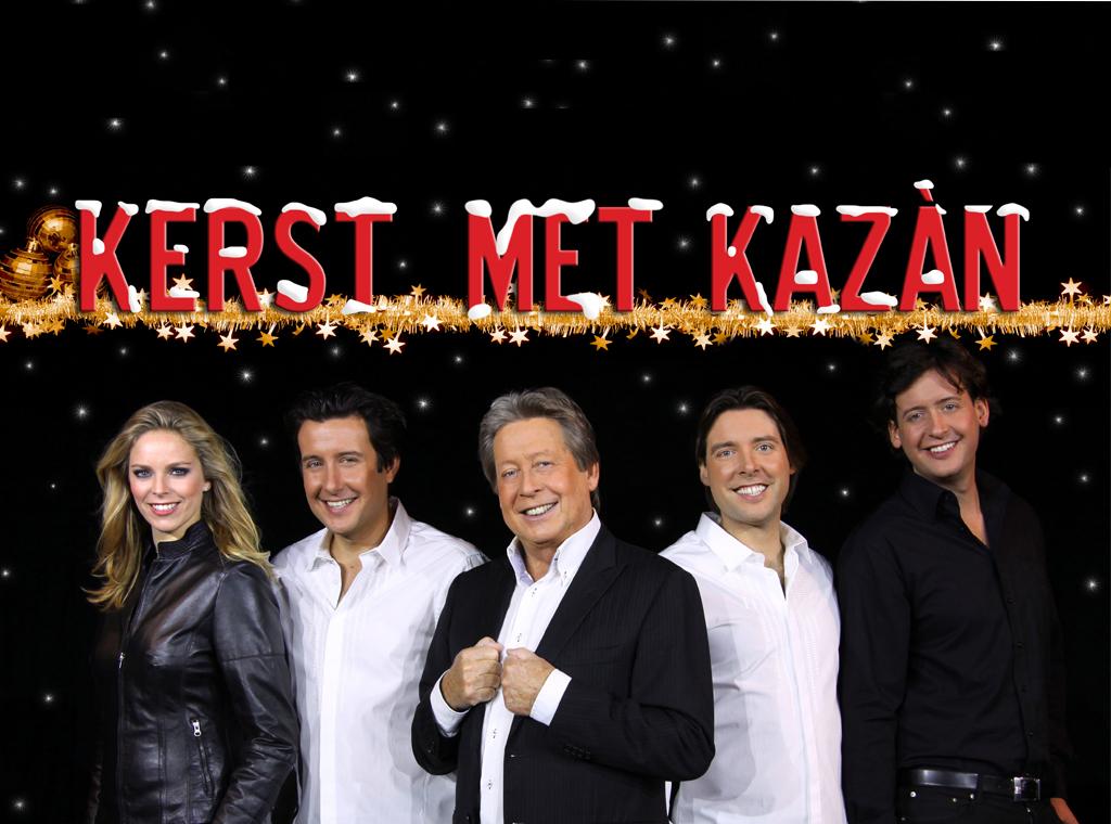 Kerst met Kazan. De kerstshow van 2013!