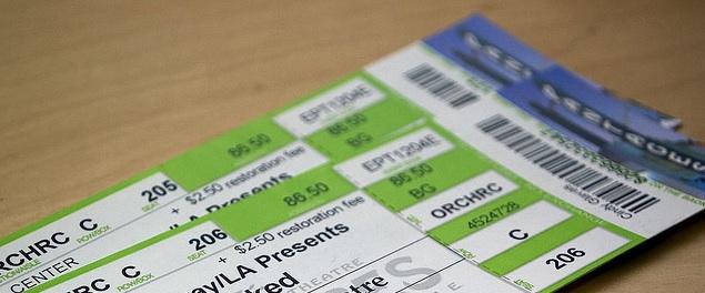 Wetsvoorstel tegen secundaire kaartverkoop bijna rond