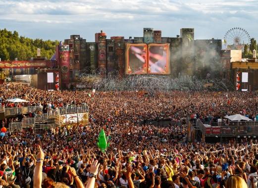 Tomorrowland is er klaar voor!