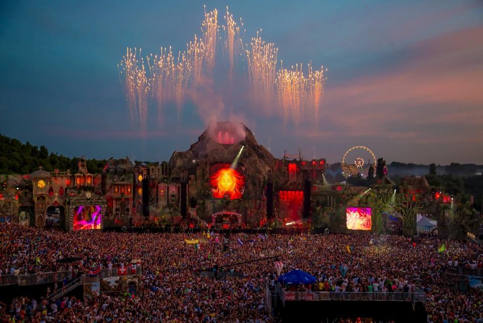 Jubileum editie Tomorrowland geheel uitverkocht