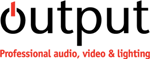 Output Professional Audio,Video & Lighting Tenuto