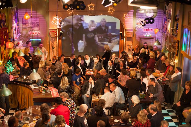 Ook dit jaar kunt u weer genieten in het Top 2000 cafe!