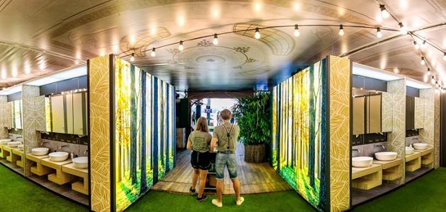 Van Overbeek presenteert nieuw sanitair VIP concept 'FLEXX Room