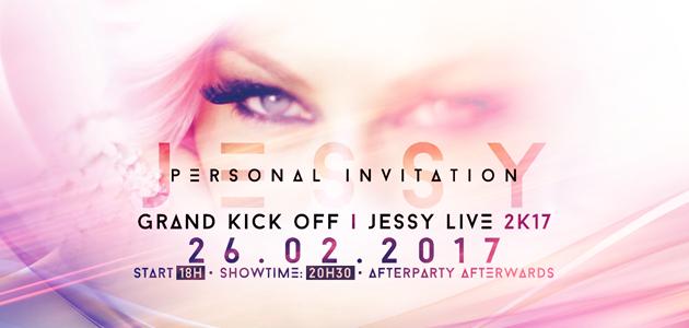 Jessy Mackenzie stelt haar nieuwe live tour 'Stronger Than Before' voor.