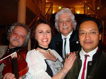Muzikaal Sentiment en Wiener Tradition openen muziek seizoen
